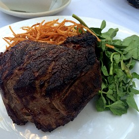 Filet Mignon - Bobby Van's Steakhouse - DC, Washington, DC