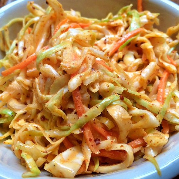 Cole Slaw - Doc Crow's Southern Smokehouse & Raw Bar, Louisville, KY