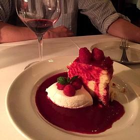 New York Cheesecake - 801 Chophouse – Des Moines, Des Moines, IA