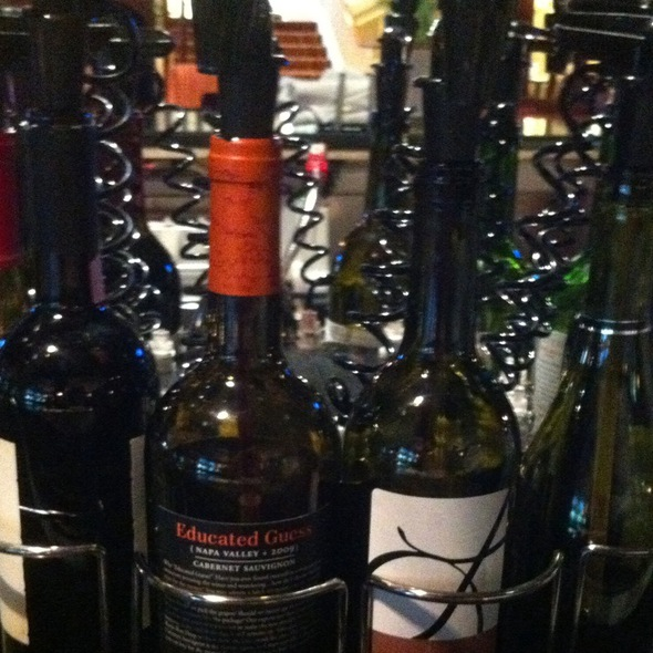 Wines By The Glass - Augustino's at the Augusta Marriott, Augusta, GA