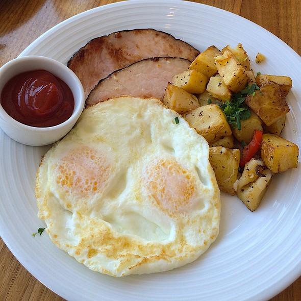 Egg Selection - the C restaurant + bar, Monterey, CA