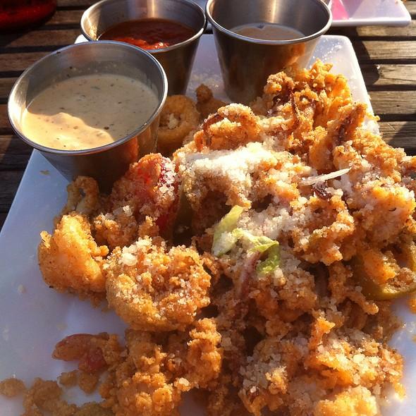 Calamari Fritti - Bud Brew House, St. Louis, MO