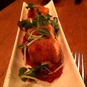 Deep Fried Brie - Wine Bar - Toronto, Toronto, ON