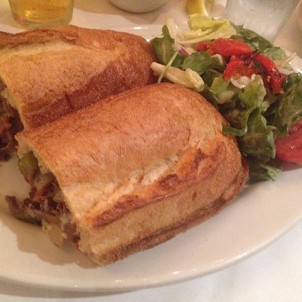 Italian Cheese Steak - Carmine's - Washington DC, Washington, DC