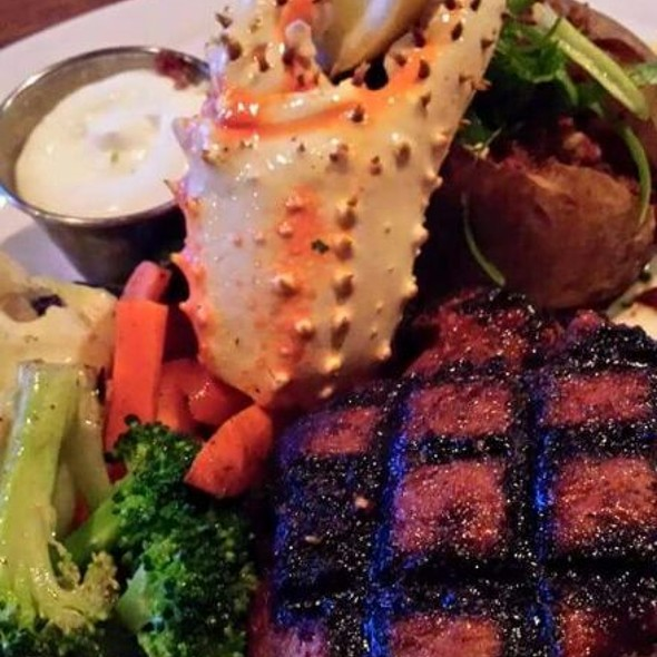 Prime Top Sirloin - Melrose Grill, Renton, WA
