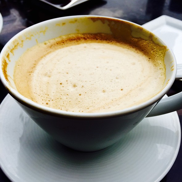 Capuccino - THE Blvd - Beverly Wilshire Hotel, Beverly Hills, CA