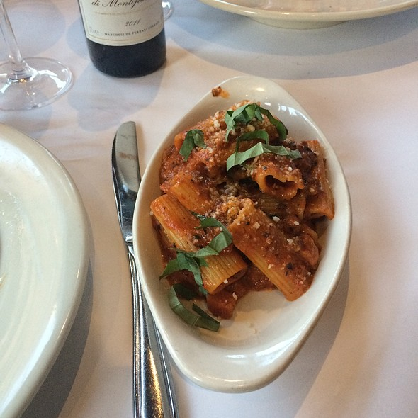 Pasta Bolognese - Zarletti - Downtown, Milwaukee, WI
