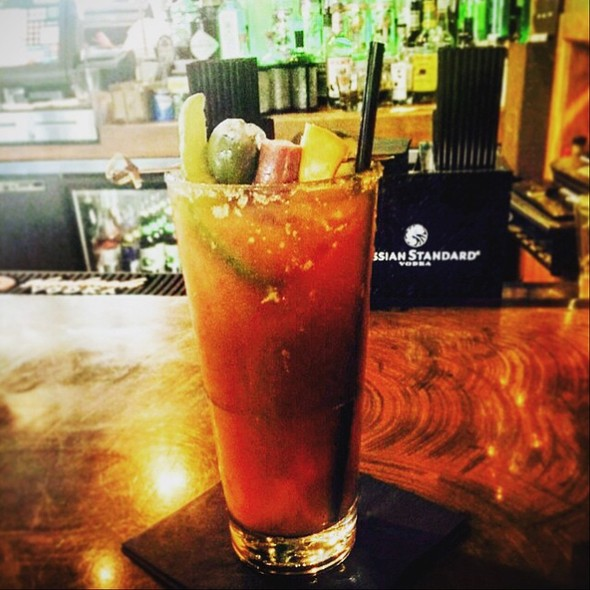 Bloody Mary - Madison's, Madison, WI