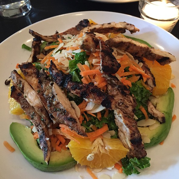 Kale & Grilled Chicken Salad. - Galli Restaurant SoHo, New York, NY