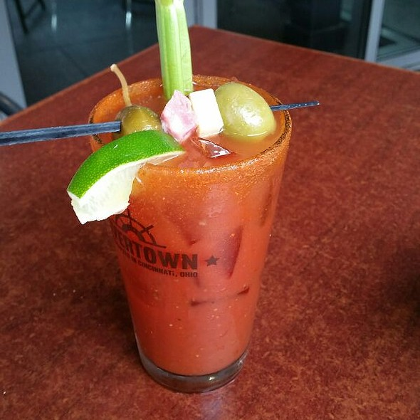 Bloody Mary - Via Vite, Cincinnati, OH