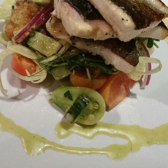 Rainbow Trout Special - Food 101, Atlanta, GA