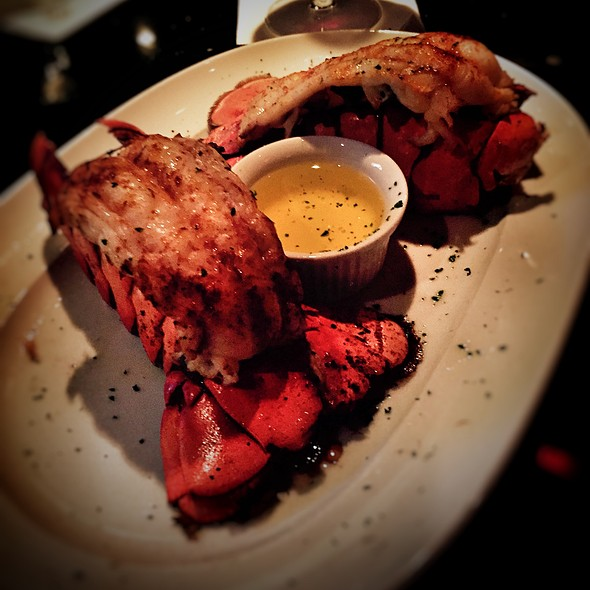 Twin Lobster - Mastro's City Hall Steakhouse, Scottsdale, AZ