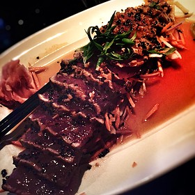 Ahi tuna - Mastro's City Hall Steakhouse, Scottsdale, AZ