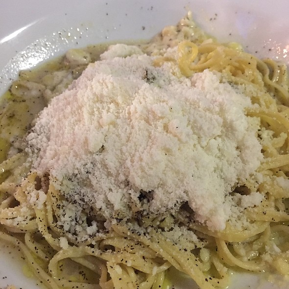 Tonnarelli Cacio E Pepe - Cotto Wine Bar Restaurant, Stamford, CT