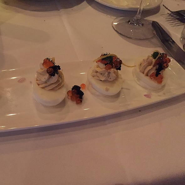 Devilled Eggs - Morton's The Steakhouse - Reston, Reston, VA
