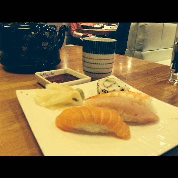 Sushi - Mikado Japanese Cuisine - Southside, Edmonton, AB