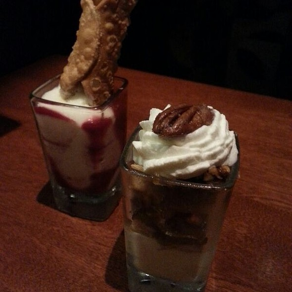 Dessert Shooters - Seasons 52 - Kansas City, Kansas City, MO