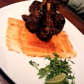 Duck Lollipops - Seasons 52 - Kansas City, Kansas City, MO