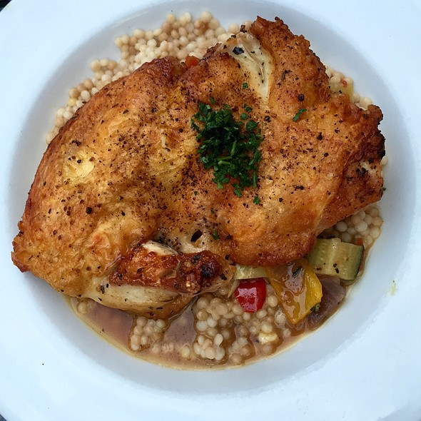 Thyme Roasted Chicken - The Peasant & The Pear, Danville, CA