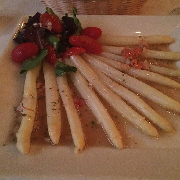 white asparagus - Paris 66, Pittsburgh, PA