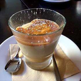 Carmel Dessert - Olio Pizzeria, Santa Barbara, CA