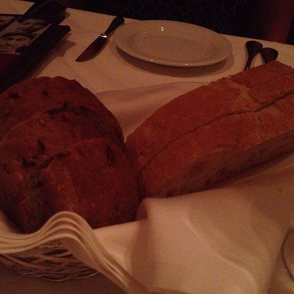 Bread Basket - Gallagher's Steakhouse, Las Vegas, NV