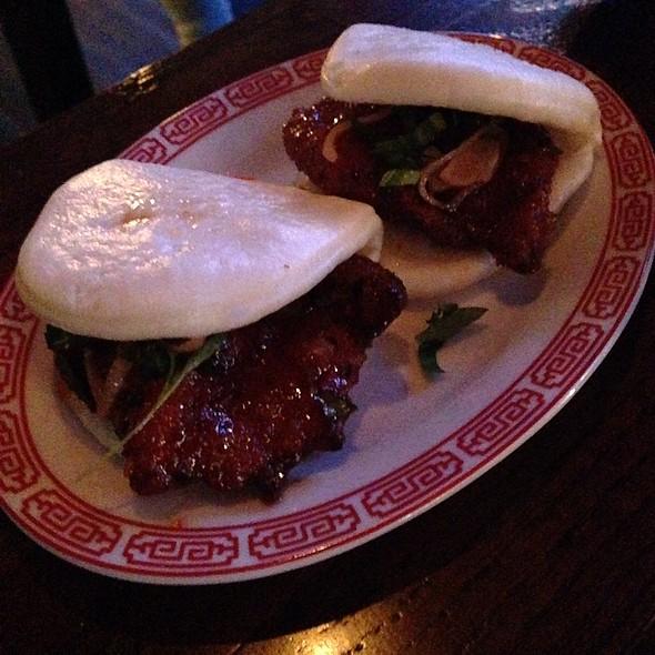 Chicken Bao Buns - Sampan - Philadelphia, Philadelphia, PA