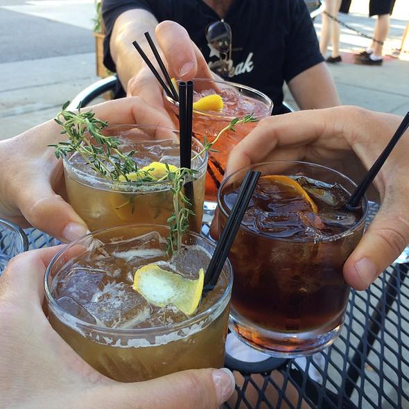 Cocktails!!!!!! - Mani Osteria, Ann Arbor, MI