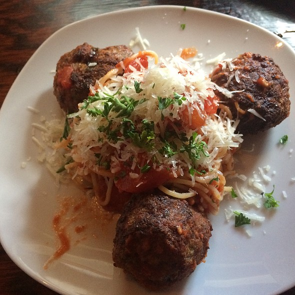 Meatballs - Santiago's Bodega, Key West, FL