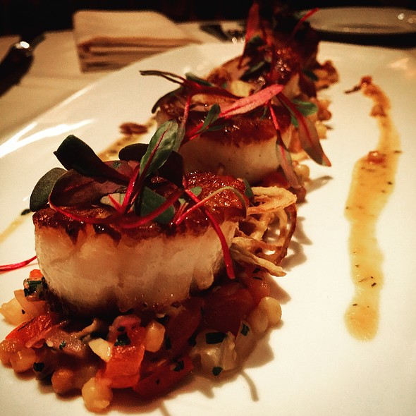 Diver Sea Scallops Ai Ferri - Vivere, Chicago, IL