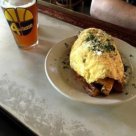 Omelette - 4th Base Restaurant, Milwaukee, WI