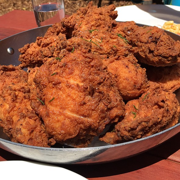 Ad hoc restaurant yountville ca opentable for Table 52 buttermilk fried chicken recipe