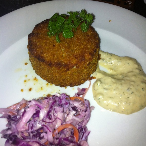 Crabcakes - Bubby's High Line