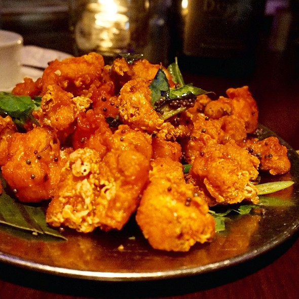 Cauliflower Bezule - Rasika, Washington, DC