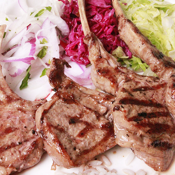 Lamb Chop - Seven's Mediterranean Turkish Grill, New York, NY
