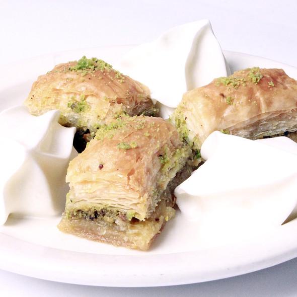 Baklava - Seven's Mediterranean Turkish Grill, New York, NY
