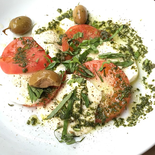 Caprese Salad - Osteria Panevino, San Diego, CA