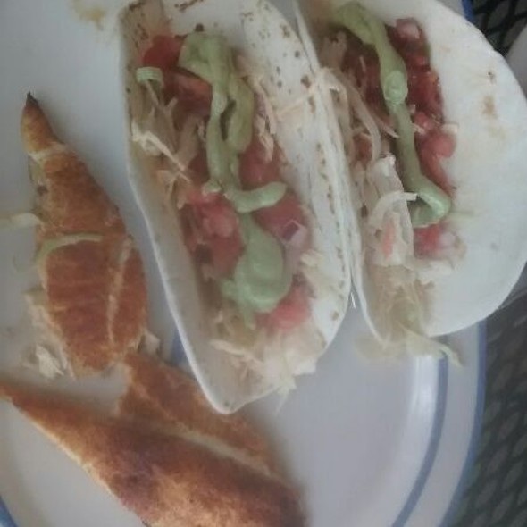 fish tacos - Real Seafood Company - Toledo, Toledo, OH