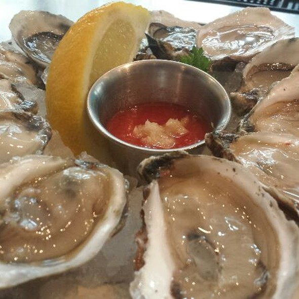 Oysters - Blueacre Seafood, Seattle, WA