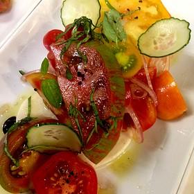 Heirloom Tomato Salad - Little Savannah, Birmingham, AL