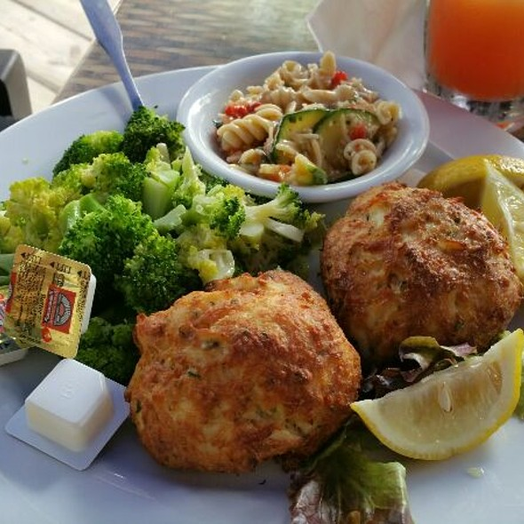Crab Cakes - Sunset Cove, Bowleys Quarters, MD