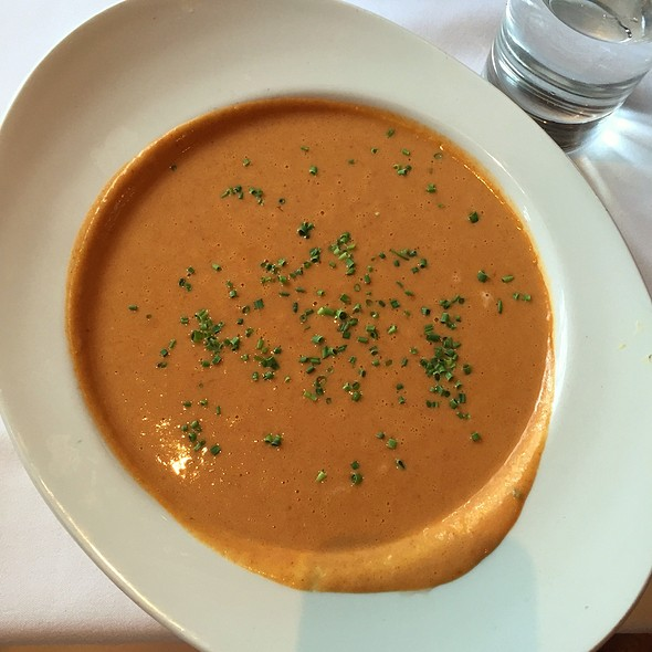 Lobster Bisque - Towne Stove and Spirits, Boston, MA