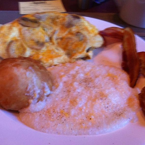Breakfast - Augustino's at the Augusta Marriott, Augusta, GA