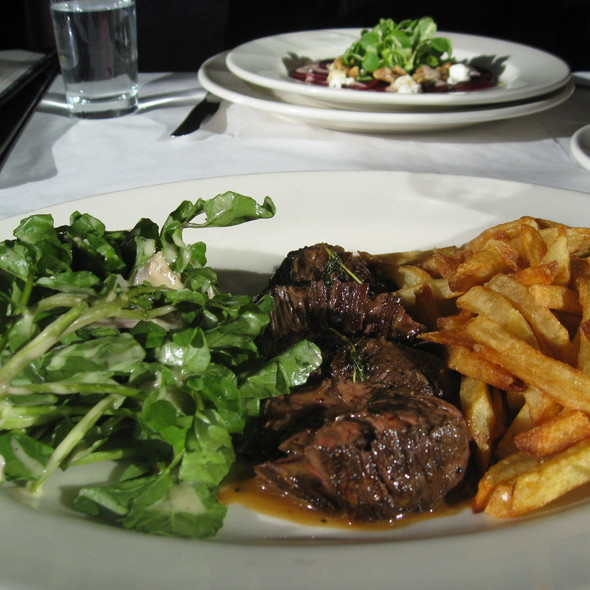 Steak Frites - Aquitaine, Boston, MA