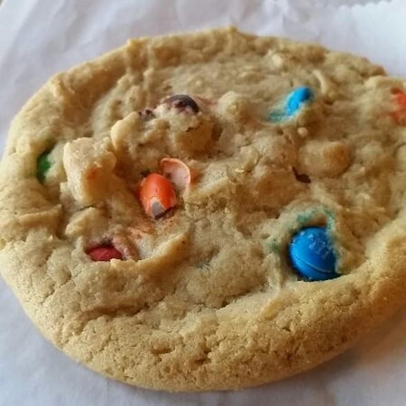 M&M Cookie - Americatus New-World Italian, Denver, CO