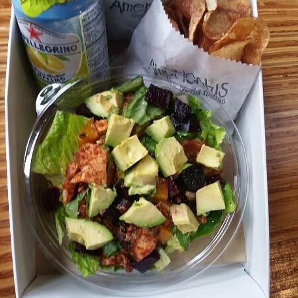 moroccan salad - Americatus New-World Italian, Denver, CO