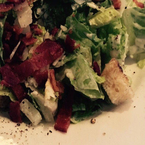 Caesar Salad With Bacon - Parkers' Restaurant & Bar, Downers Grove, IL