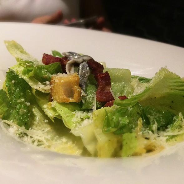 Caesar Salad - Jacobs & Co. Steakhouse, Toronto, ON