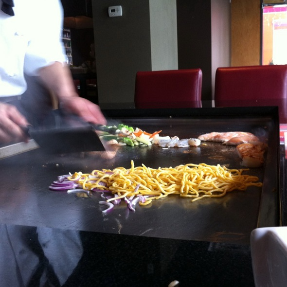 Hibachi - Teppan Bar & Grill, Jersey City, NJ