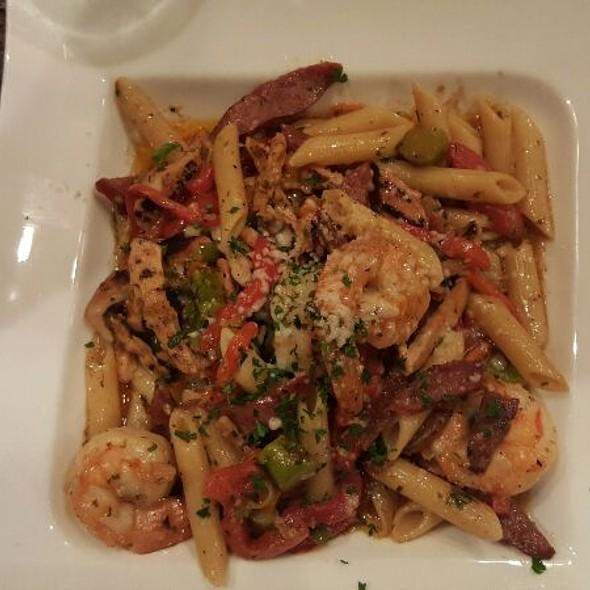 Jambalaya Pasta - Maplewood Grill, Vienna, VA